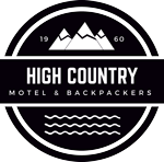 High Country Lodge and Backpackers Twizel Logo